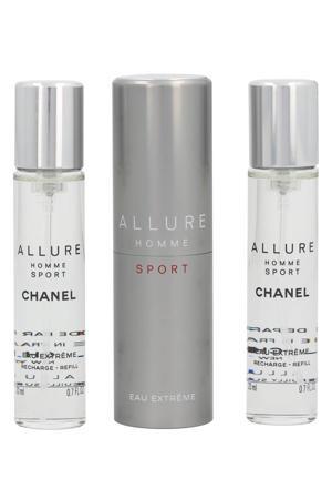 Allure Homme Sport Eau Extreme geschenkset