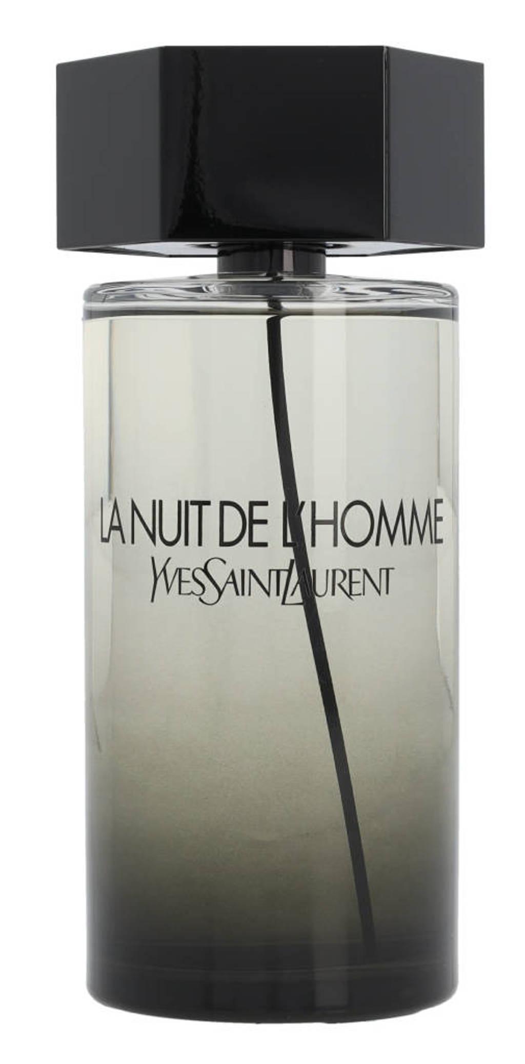 Yves Saint Laurent La Nuit de L'Homme eau de toilette - 200 ml
