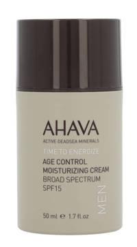 Ahava Age Control Moisturizing Cream SPF15 dagcrème - 50 lm