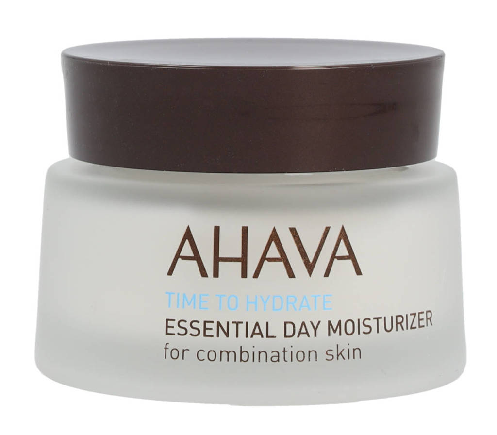 Ahava Time To Hydrate Essential Day Moisturizer dagcrème - 50 ml