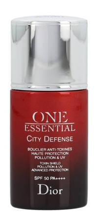 Dior One Essential City Defense zonnebrand SPF50