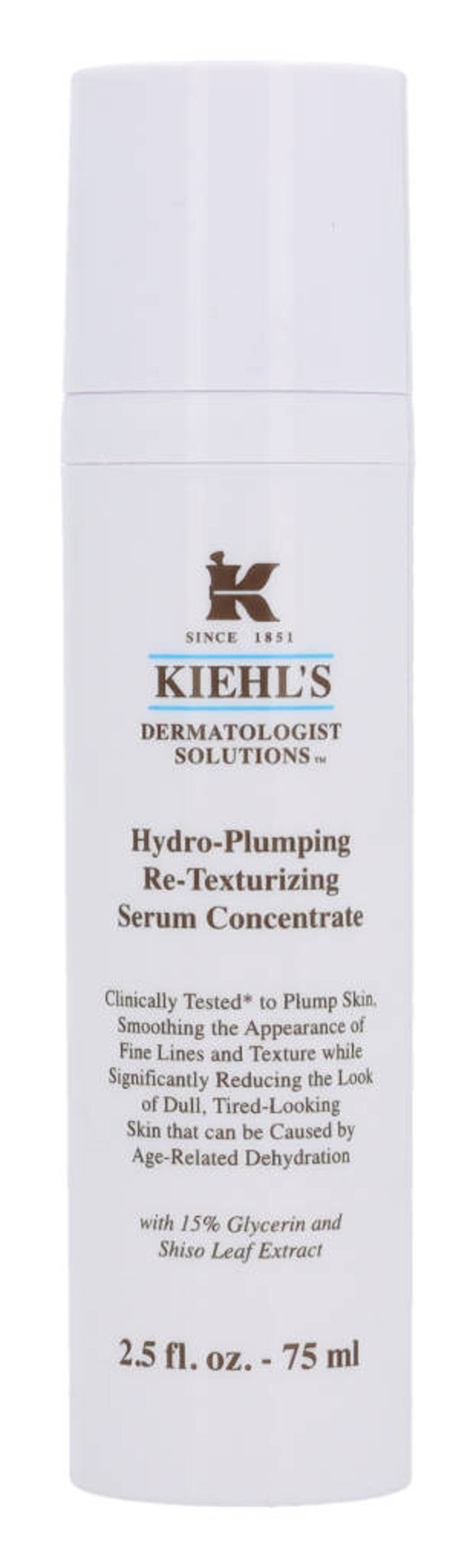 Kiehls Hydro Plumping Re-Texturizing Concentrate serum - 75 ml