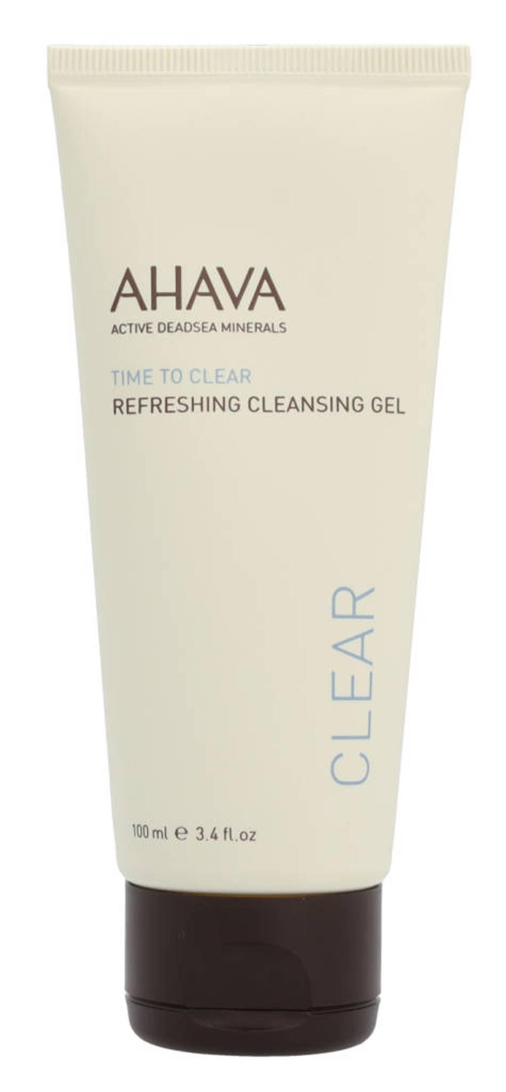 Ahava Refreshing Cleansing Gel gezichtsreiniger - 100 ml
