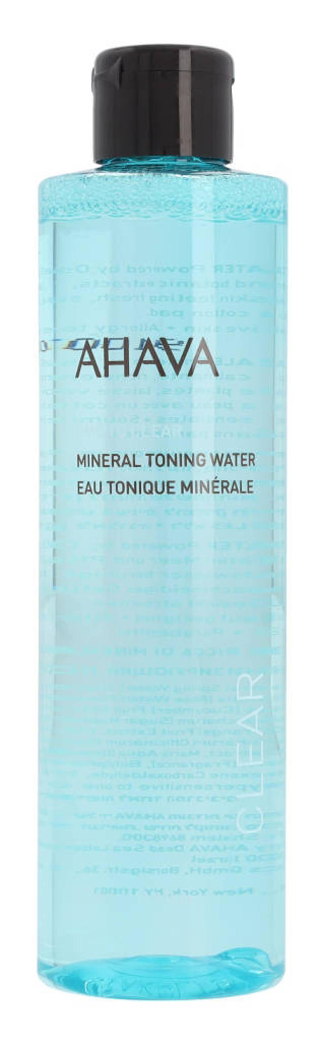 Ahava Mineral Toning Water reinigingslotion - 250 ml