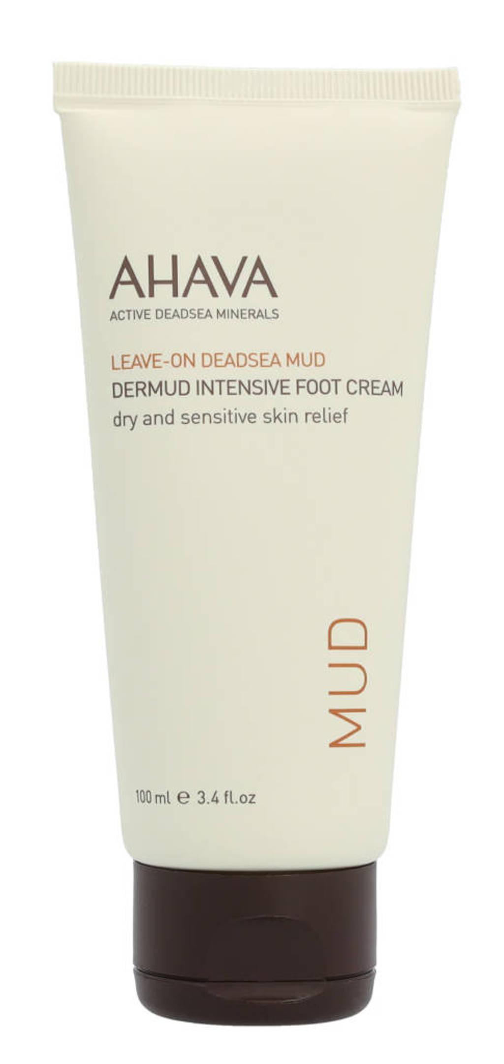 Ahava Deadsea Mud Dermud Intensive voetcrème