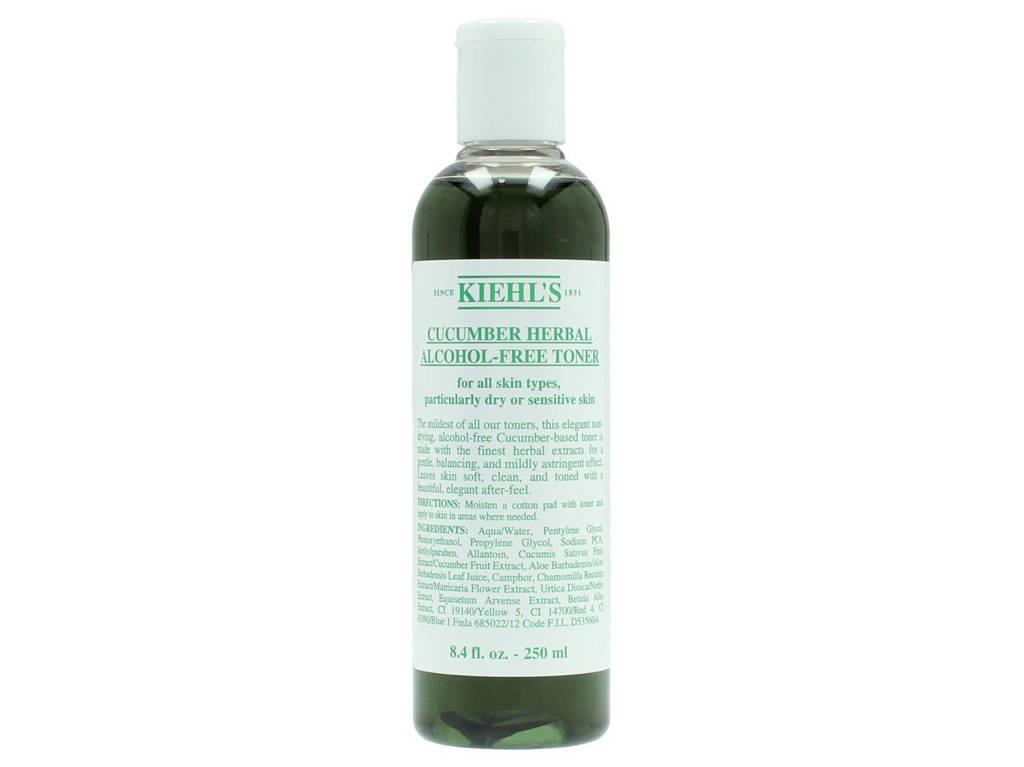 Kiehls Cucumber Herbal Alcohol Free Tonic gezichtsreiniger - 250 ml