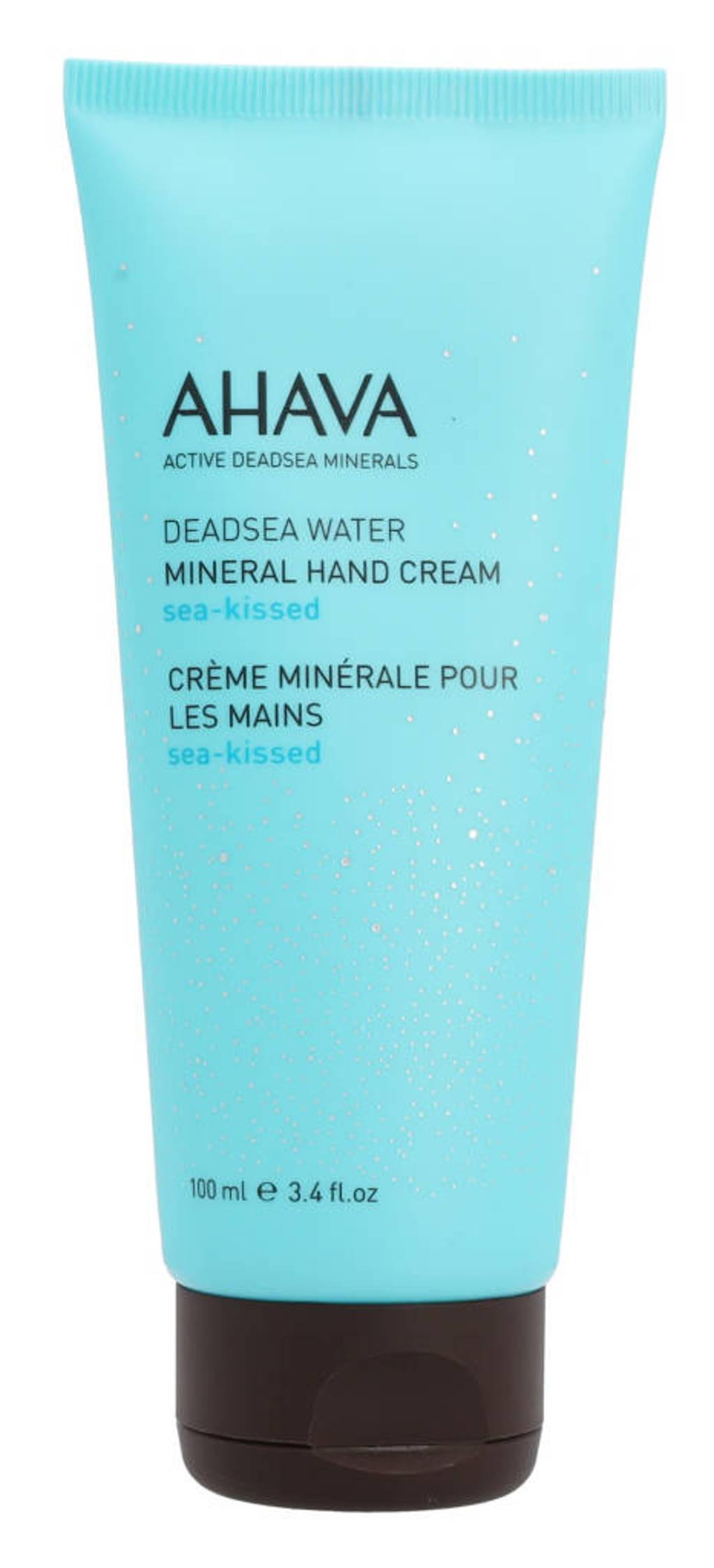 Ahava Deadsea Water Mineral Sea-Kissed handcrème