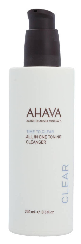 Ahava All In One Toning Cleanser reinigingsmelk