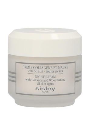Crème Collagène Et Mauve nachtcrème - 50 ml
