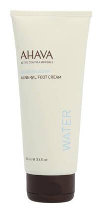 Ahava Deadsea Water Mineral voetcrème