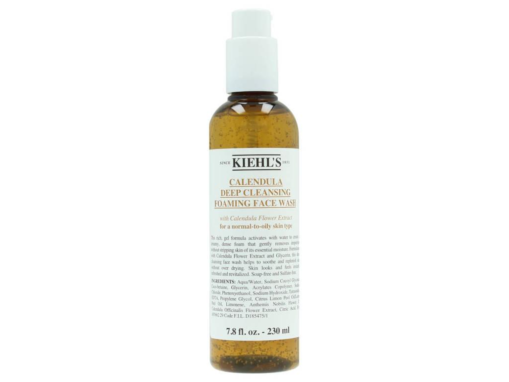 Kiehls Calendula Deep Cleansing Foaming Face Wash gezichtsreiniger - 230 ml
