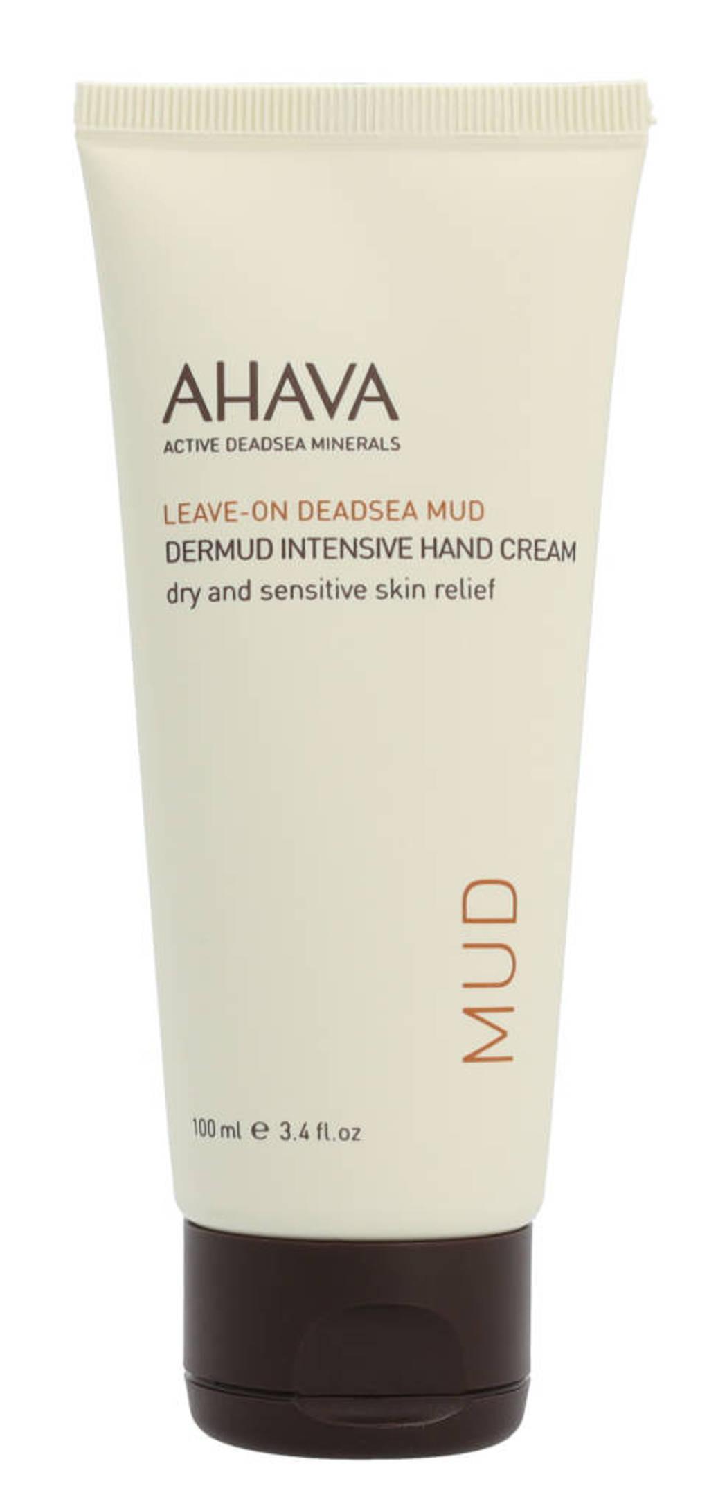 Ahava Deadsea Mud Dermud Intensive handcrème