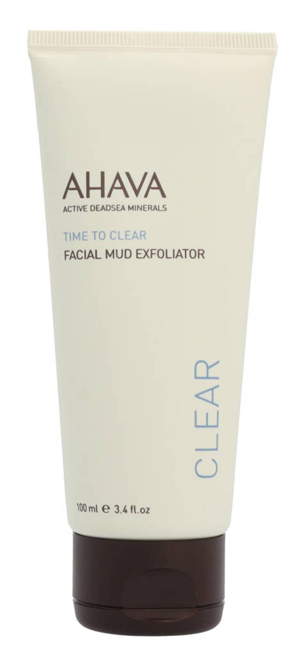 Ahava Time To Clear Facial Mud scrub