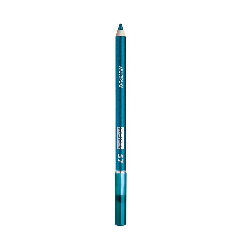 Pupa Milano Multiplay Pencil oogpotlood - 57 Petrol Blue