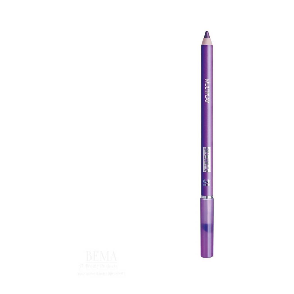 Pupa Milano Multiplay Pencil oogpotlood - 31 Wisteria Violet