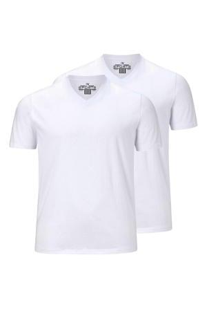 basic T-shirt Osmo - (set van 2)