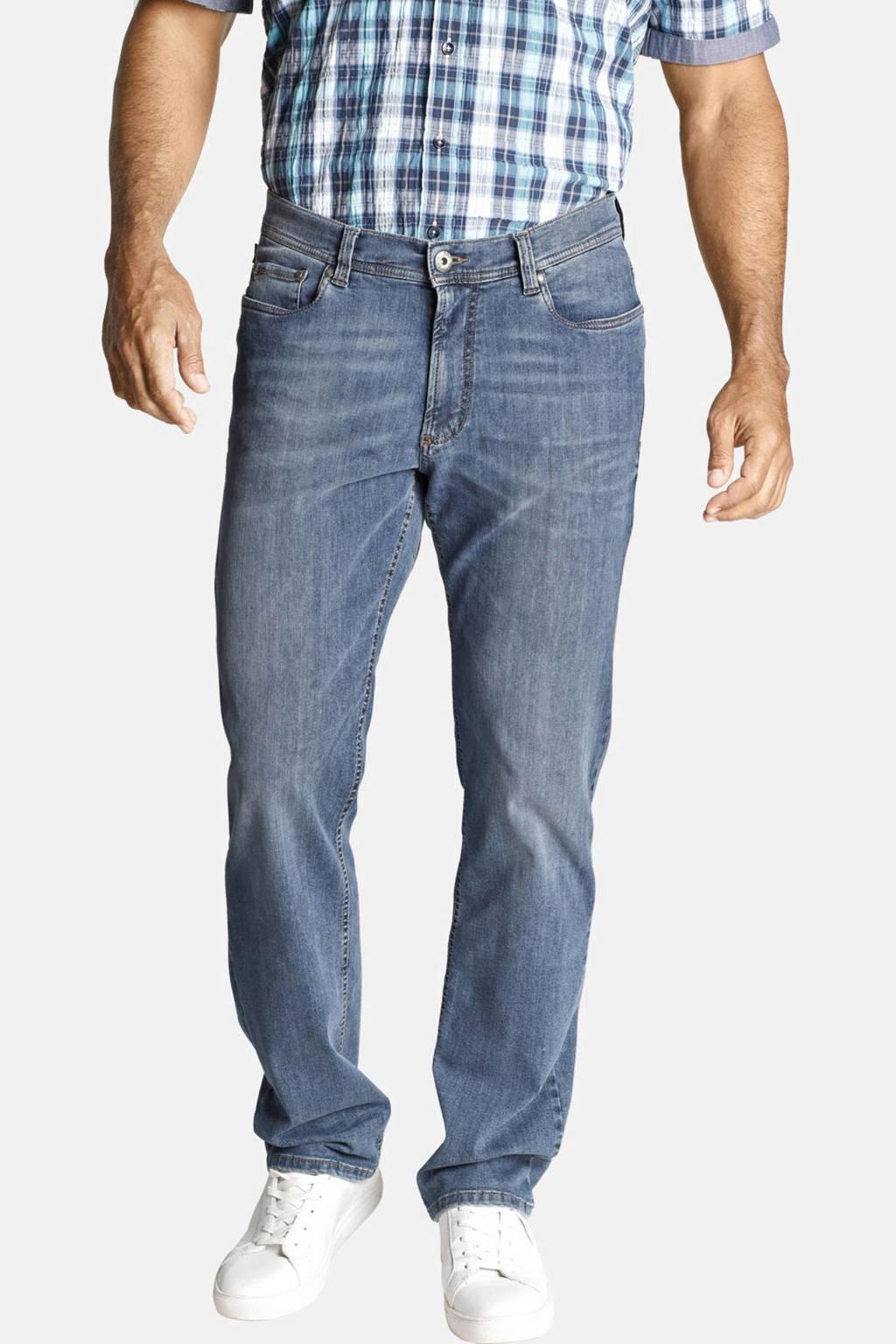 Jan Vanderstorm loose fit jeans Plus Size Tuman light denim, Light denim