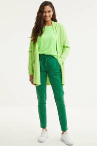 Street One vest groen, Groen