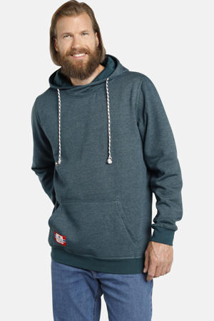 hoodie Plus Size Blankard turqoise
