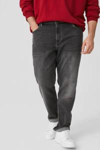 C&A XL loose fit jeans grijs, Grijs