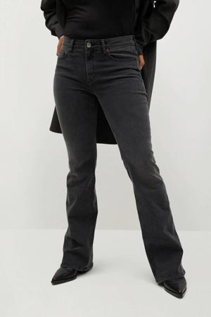 bootcut jeans Zendaya grijs