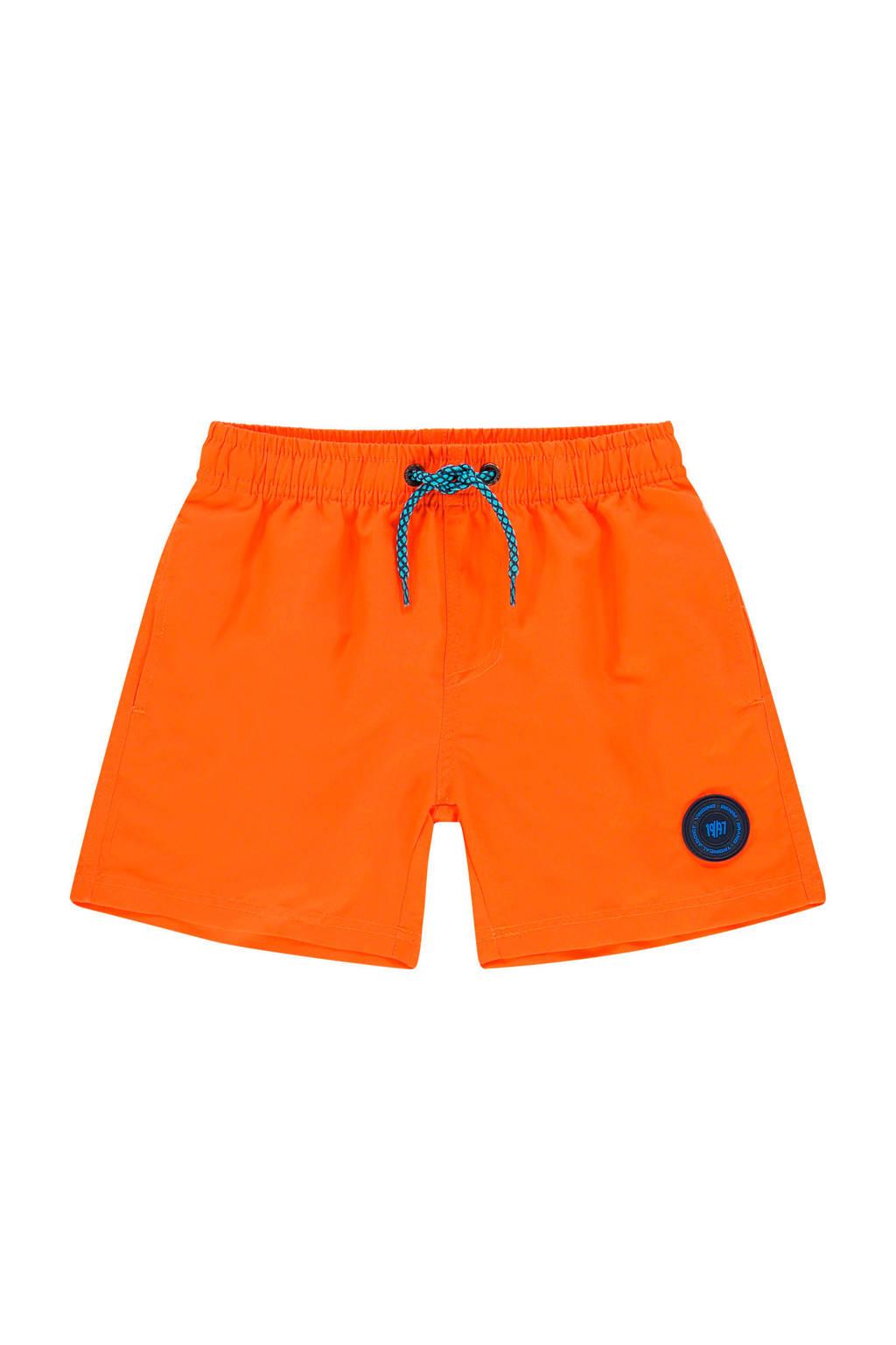 Vingino zwemshort Xim oranje, Oranje