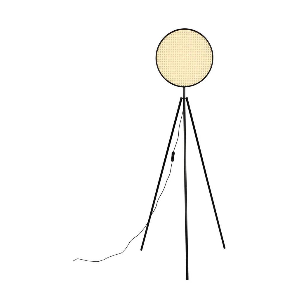 Zuiver vloerlamp Sien, Bruin