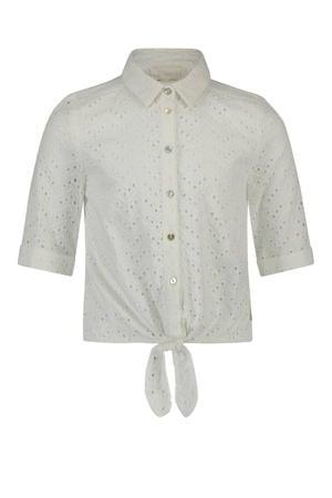 blouse Cyli wit