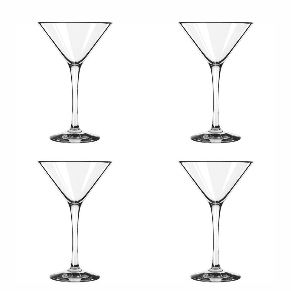 Royal Leerdam Martini glazen (set van 4), 18