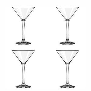 Martini glazen (set van 4)