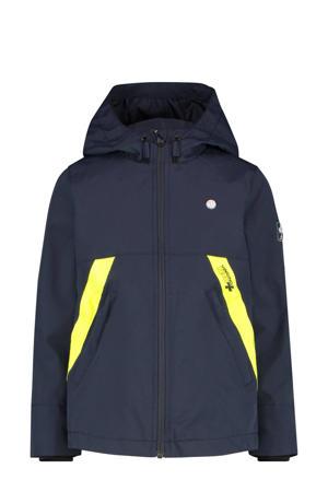 zomerjas Technio donkerblauw
