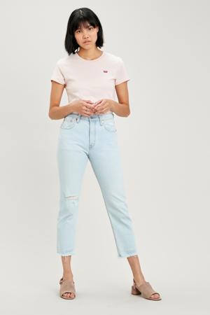 Perfect T-shirt peach blush