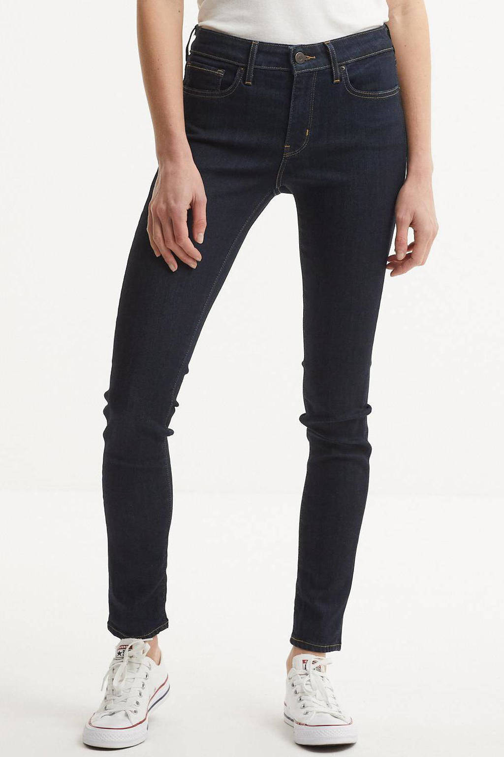 Levi's 711 skinny jeans to the nine, TO THE NINE