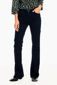 Garcia flared jeans Celia dark denim, Dark denim