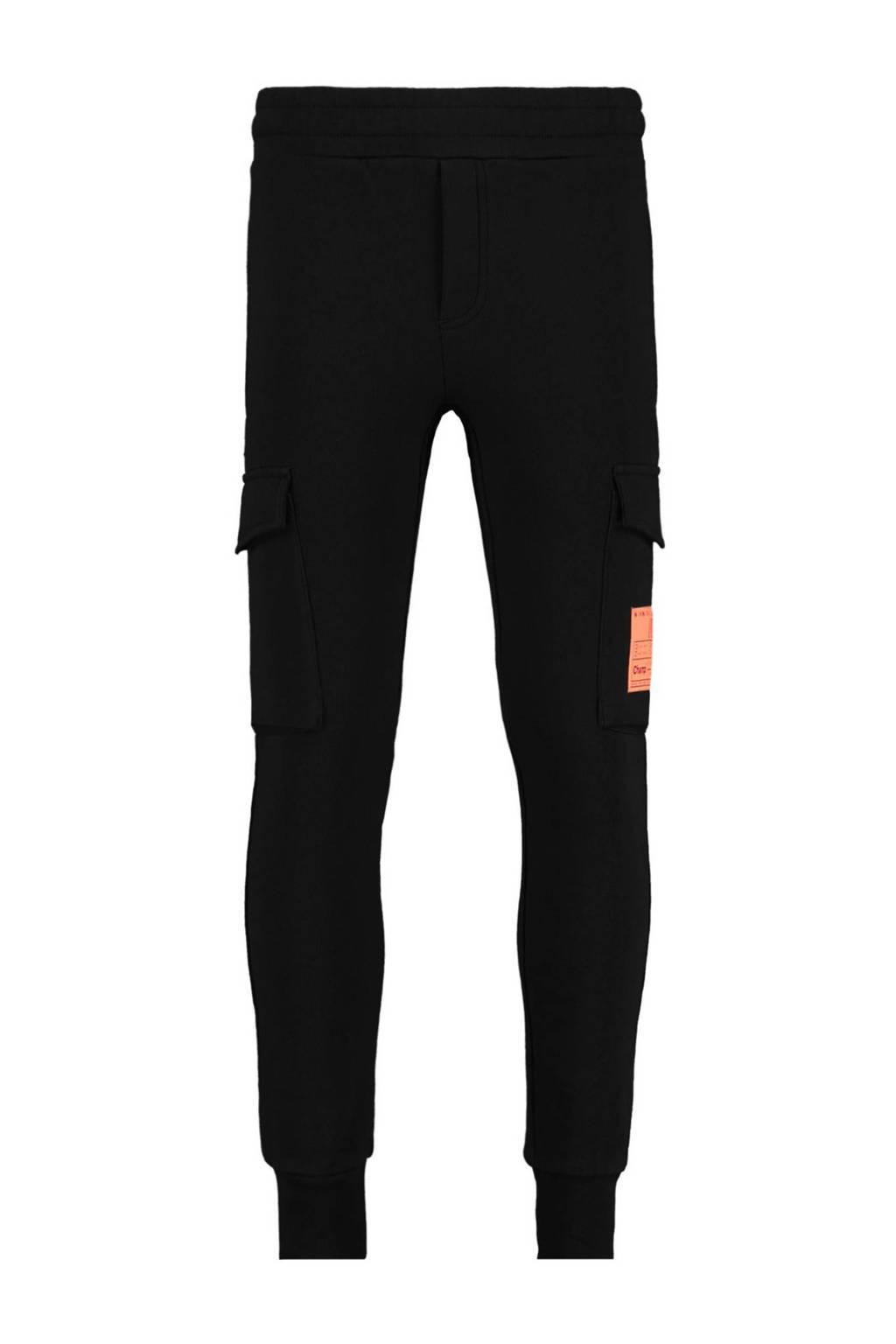 CoolCat Junior joggingbroek Colt zwart, Zwart