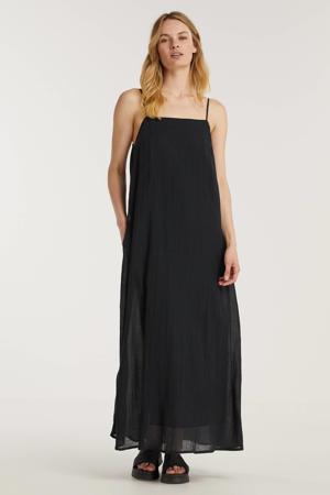 maxi jurk Vikilina zwart
