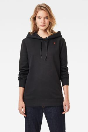 hoodie Graphic met logo dk black
