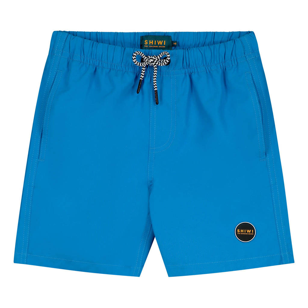 Shiwi zwemshort Mike blauw, Blauw