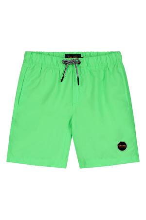 zwemshort Mike neon groen