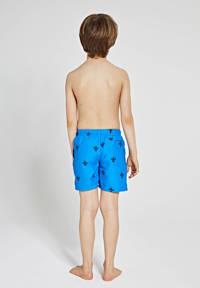 Shiwi zwemshort Robot blauw, Blauw