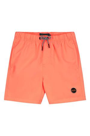 zwemshort Mike neon oranje