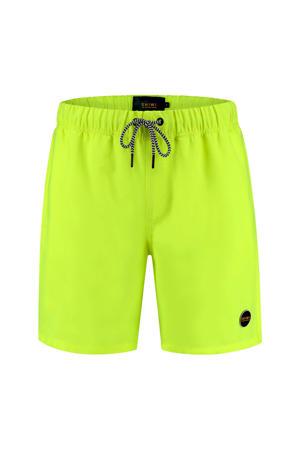 zwemshort neon geel