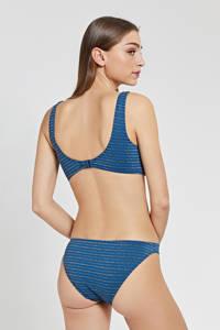 Shiwi bikinitop Endless Summer donkerblauw/goud, Donkerblauw/goud