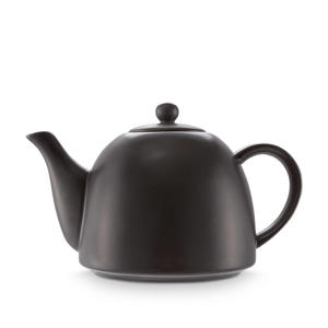 Teapot Matt Black 1800ml