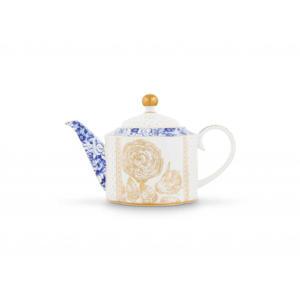 Teapot Small Royal White 900ml