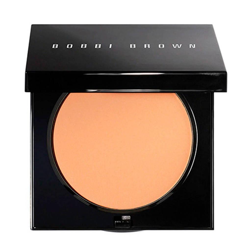 Bobbi Brown Sheer Finish Pressed Powder poeder - 03 Golden Orange
