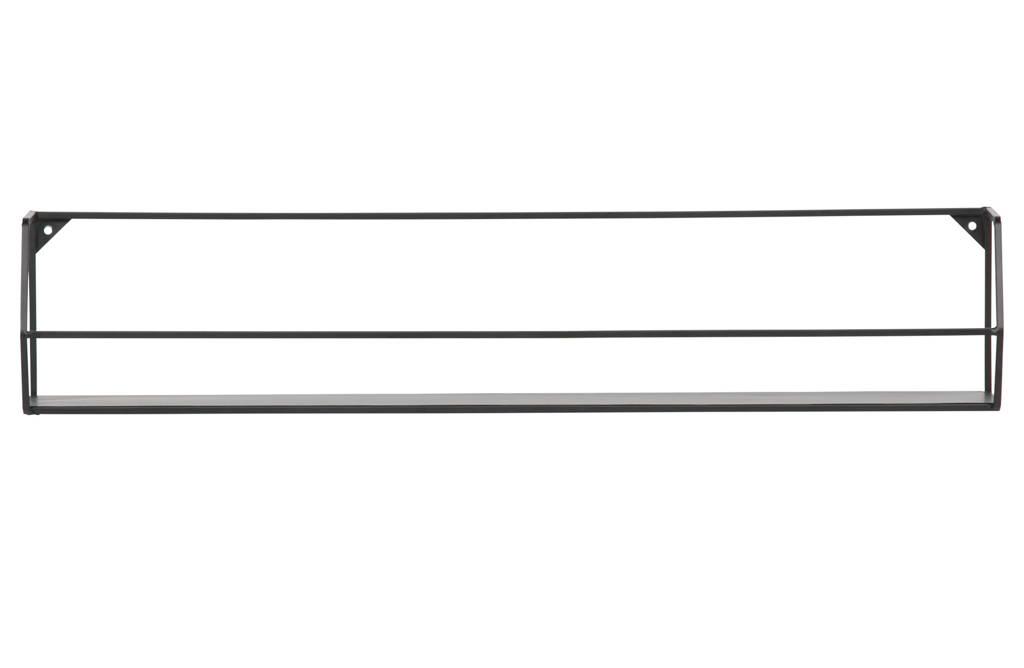 Woood wandplank Zeta  (80x16x16 cm)