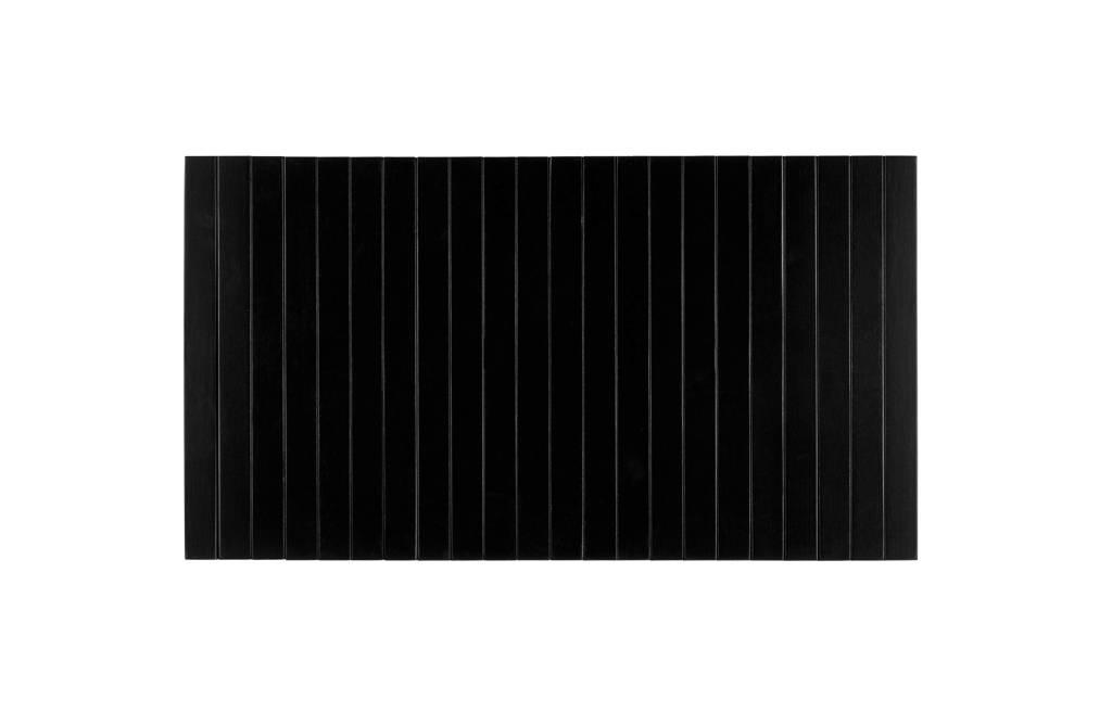 Woood armleuning flexibel dienblad, Zwart