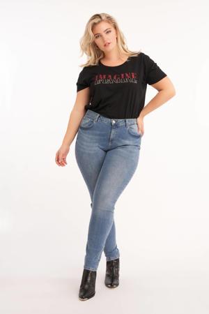 skinny jeans light denim stonewashed