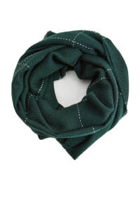 Mango Man sjaal donkergroen, Groen